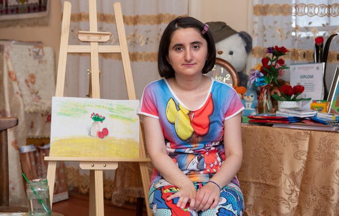 Nanakhanim Azimova